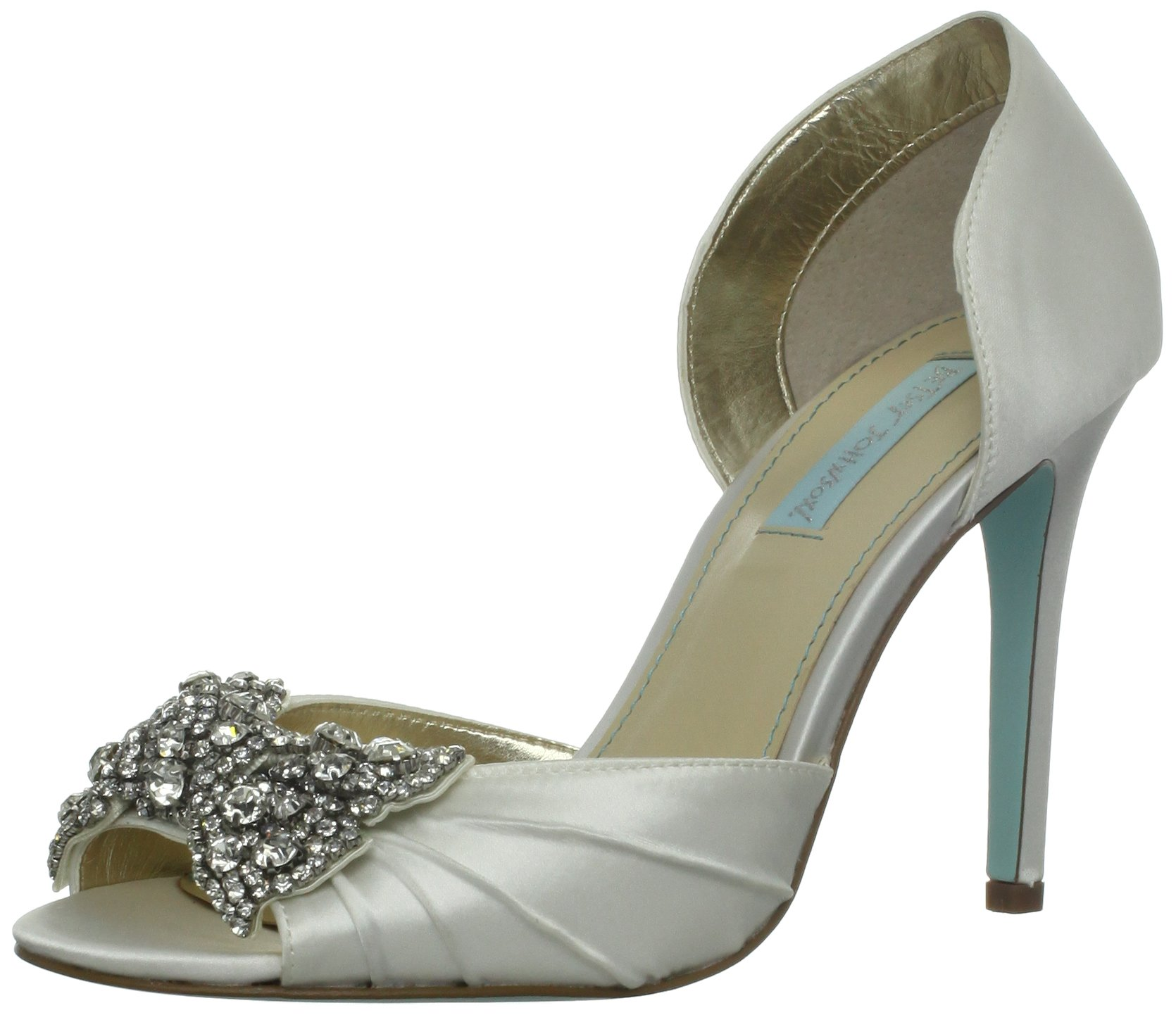 Blue by Betsey Johnson Women's Gown Pump