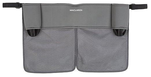 Maclaren Universal Organizer, Twin- Charcoal