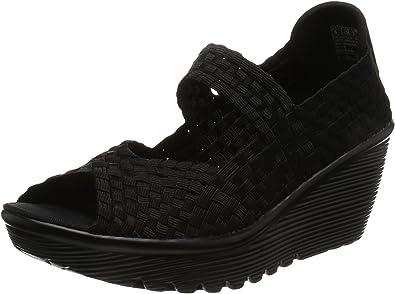 Weave Platform Sandal
