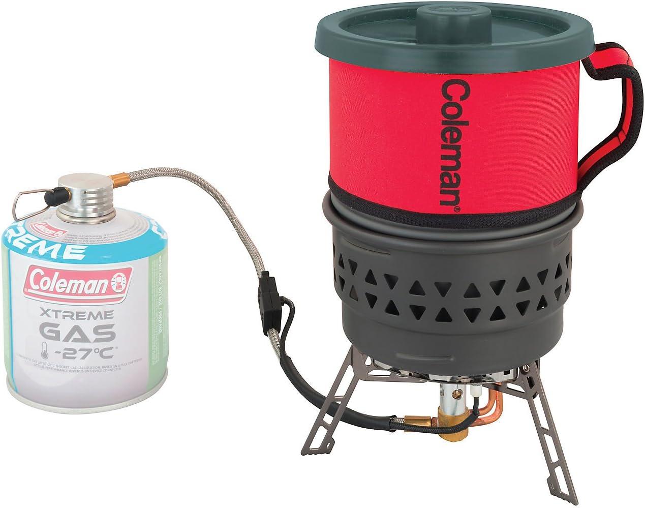 Coleman FyreStorm PCS - Hornillo eléctrico (sistema de ...