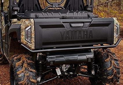 Amazoncom 2019 Yamaha Wolverine X2 Rear Brushguard Black
