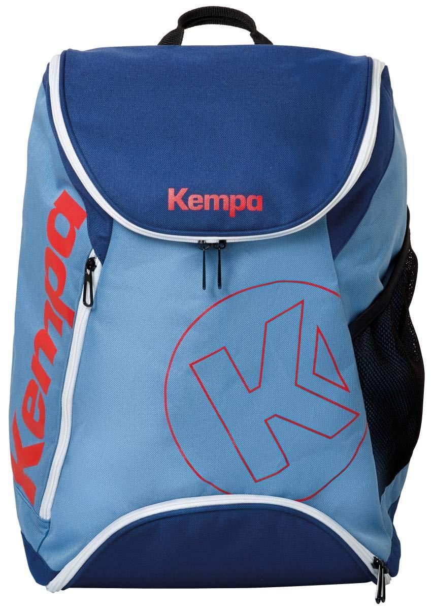 Kempa EBBE & FLUT Backpack Mochila para Material Deportivo, Unisex Adulto, Dove Azul océano, Talla única Dove Azul océano Talla única 2004922