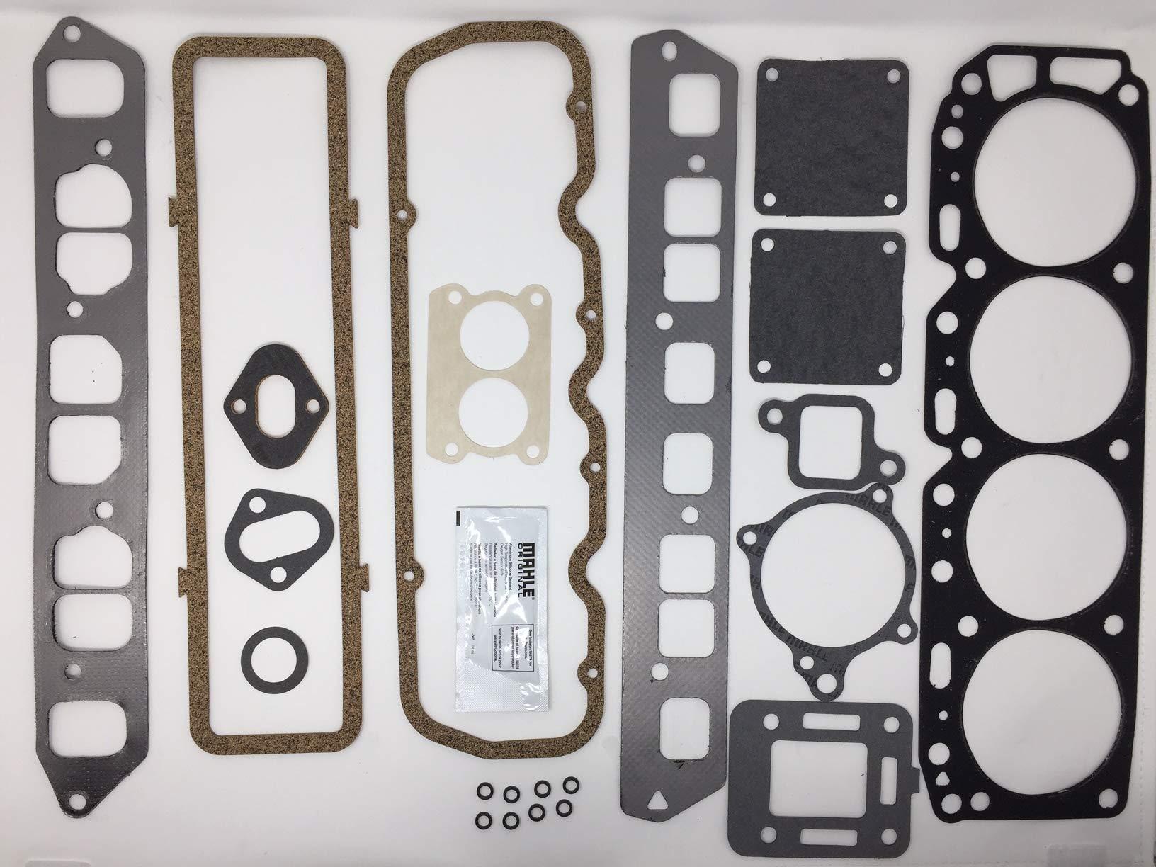 3.0L, 181 CID Mercruiser, Volvo Penta, GM Marine Overhaul Gasket Kit. Replaces Mercruiser 27-810846A05 by Marine Engines 4 Less
