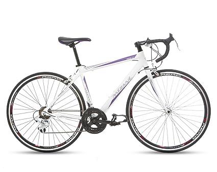 Mizani - Bicicleta de Carretera (híbrida, de montaña), Color Blanco, Talla 50 Inch: Amazon.es: Deportes y aire libre