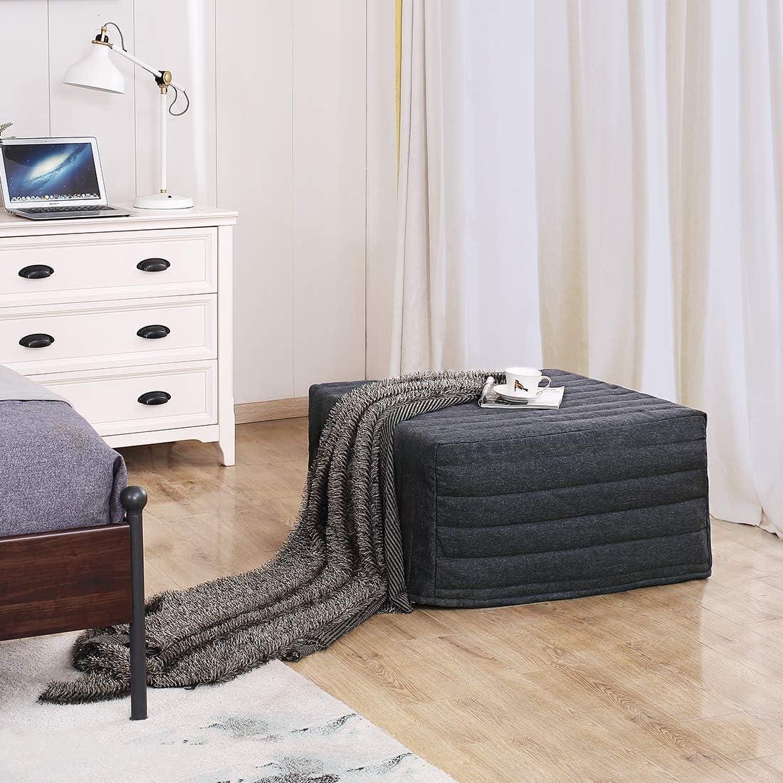 TATAGO Dual Use Ottoman Folding Bed
