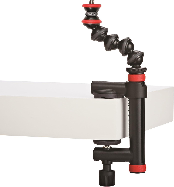 Vlogging Fabricado en Pl/ástico ABS y Acero Inoxidable JOBY Pin Soporte para C/ámaras de Acci/ón Tipo GoPro Compacto y Resistente Creaci/ón de Contenidos Directo con Fijaci/ón de 1//4-20 TIK Tok