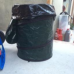 Amazon Com Coghlan S Pop Up Camp Trash Can Sports
