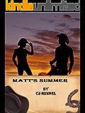 Matt's Summer: NM Ranch Friends and Relations