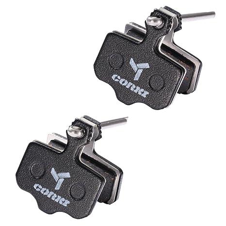2 Pairs MTB Bike Resin Disc Brake Pads For Cycling AVID Elixir E1//3//5//7//ER//CR