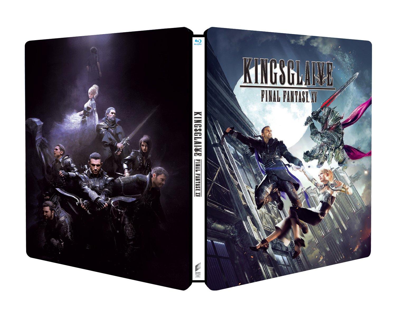 Final Fantasy XV (Steelbook) [Italia] [Blu-ray]: Amazon.es ...
