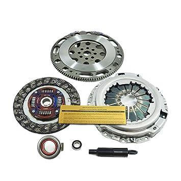 exedy Kit de embrague + zf501 Racing Volante 2006 - 2012 Mazda Miata MX-5 6 velocidad sólo: Amazon.es: Coche y moto