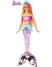 Barbie Dreamtopia Sparkle Lights Mermaid, Blonde