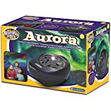 Brainstorm Toys Aurora Northern and Southern Lights Projector STEM, Grey