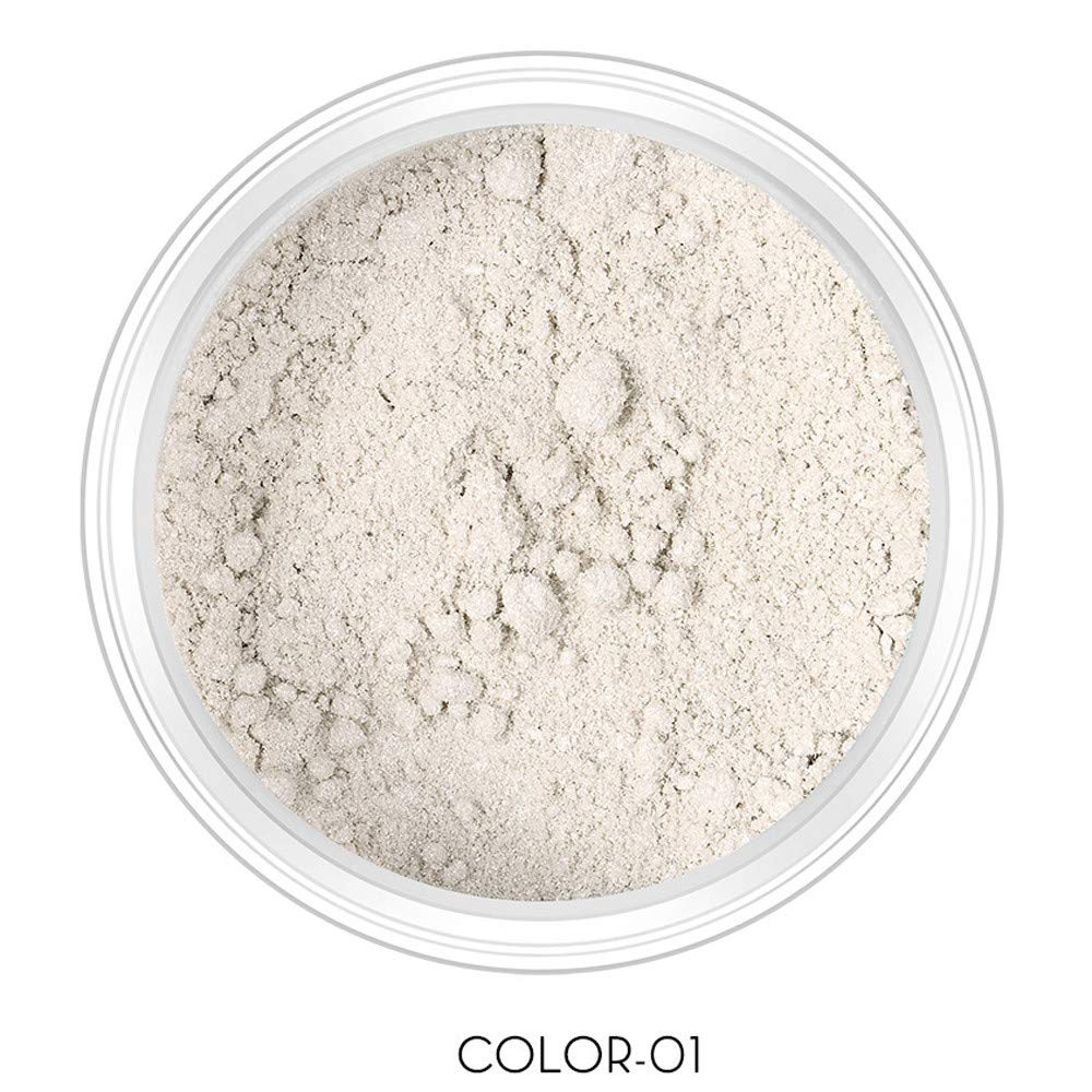 LEERYAAY MakeUp Health and Beauty Skin-made Makeup Powder To Mention Bright Color Matte Powder Loose Powder