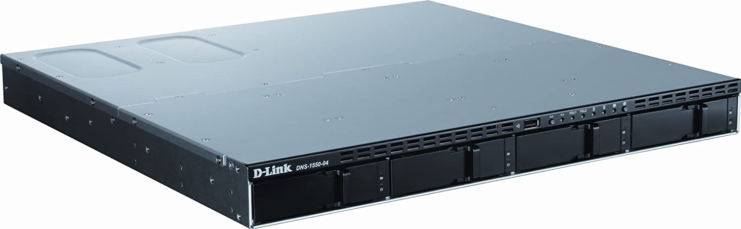 D-Link DNS-1550-04 Sharecenter NAS Drivers for Windows Mac