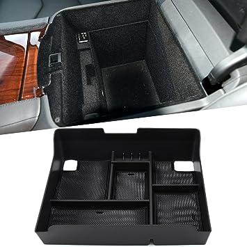 For Cadillac XT5 2017-2019 Plastic Interior Armrest organizer Storage Box