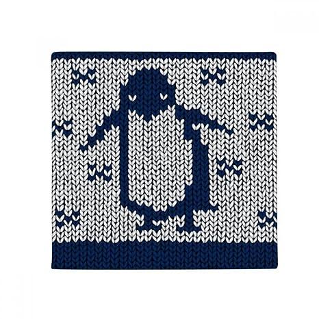 Amazon Diythinker Penguin Knit Nordic Illiustration Pattern