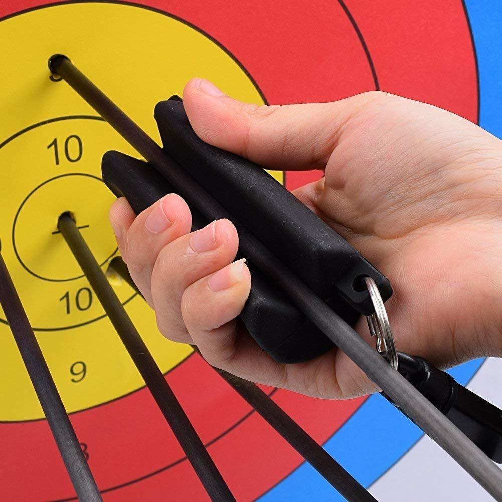 Linkin Sport Gel Arrow Puller Target Remover Gripper Set of 2