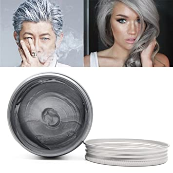 Amazon Com Saisze Color Molding Making Hair Wax For Man And Woman