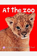 Bright Baby At the Zoo (Bright Baby Touch and Feel) Kindle Edition
