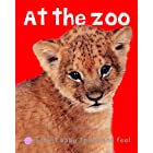 Bright Baby At the Zoo: Touch and Feel (Bright Baby Touch and Feel)