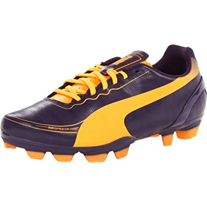 b8370401559 PUMA Evospeed 5.2 Synthetic Soccer Shoe (Little Kid Big Kid)