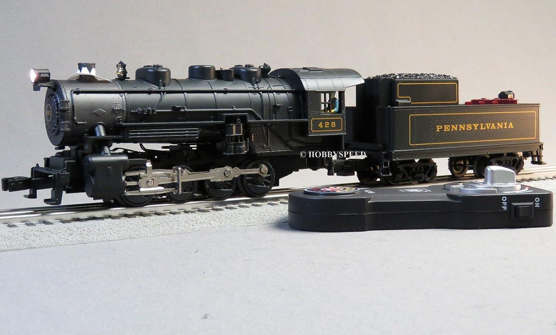 LIONEL PRR KEYSTONE LIONCHIEF BLUETOOTH RC ENGINE & TENDER O GAUGE Lionel Trains