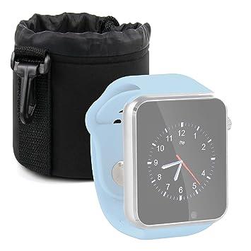 DURAGADGET Bolsa Negra para Reloj AGPtek A1 | LaTEC | Pebble ...