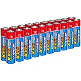 ACDelco UltraMAX 20-Count AA Batteries, Alkaline Battery with Advanced Technology, 10-Year Shelf Life, Recloseable…