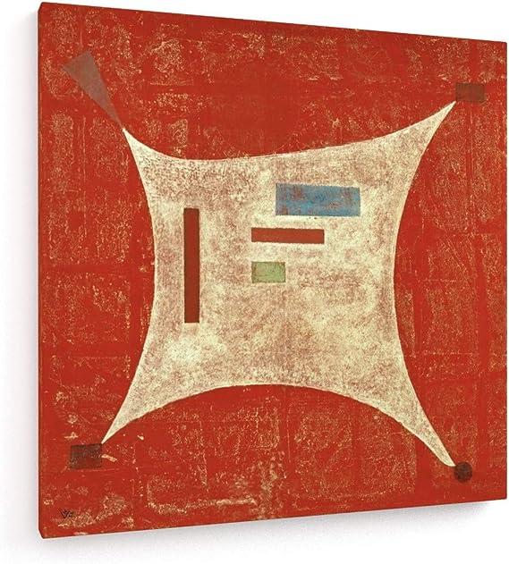 weewado Wassily Kandinsky - hacia Las Cuatro Esquinas - Pintura ...