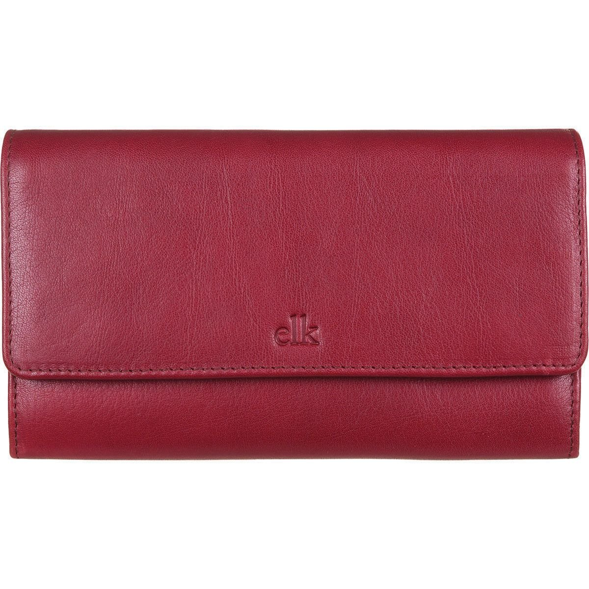 Elk Accessories Tofte Wallet - Women's Scarlet, One Size