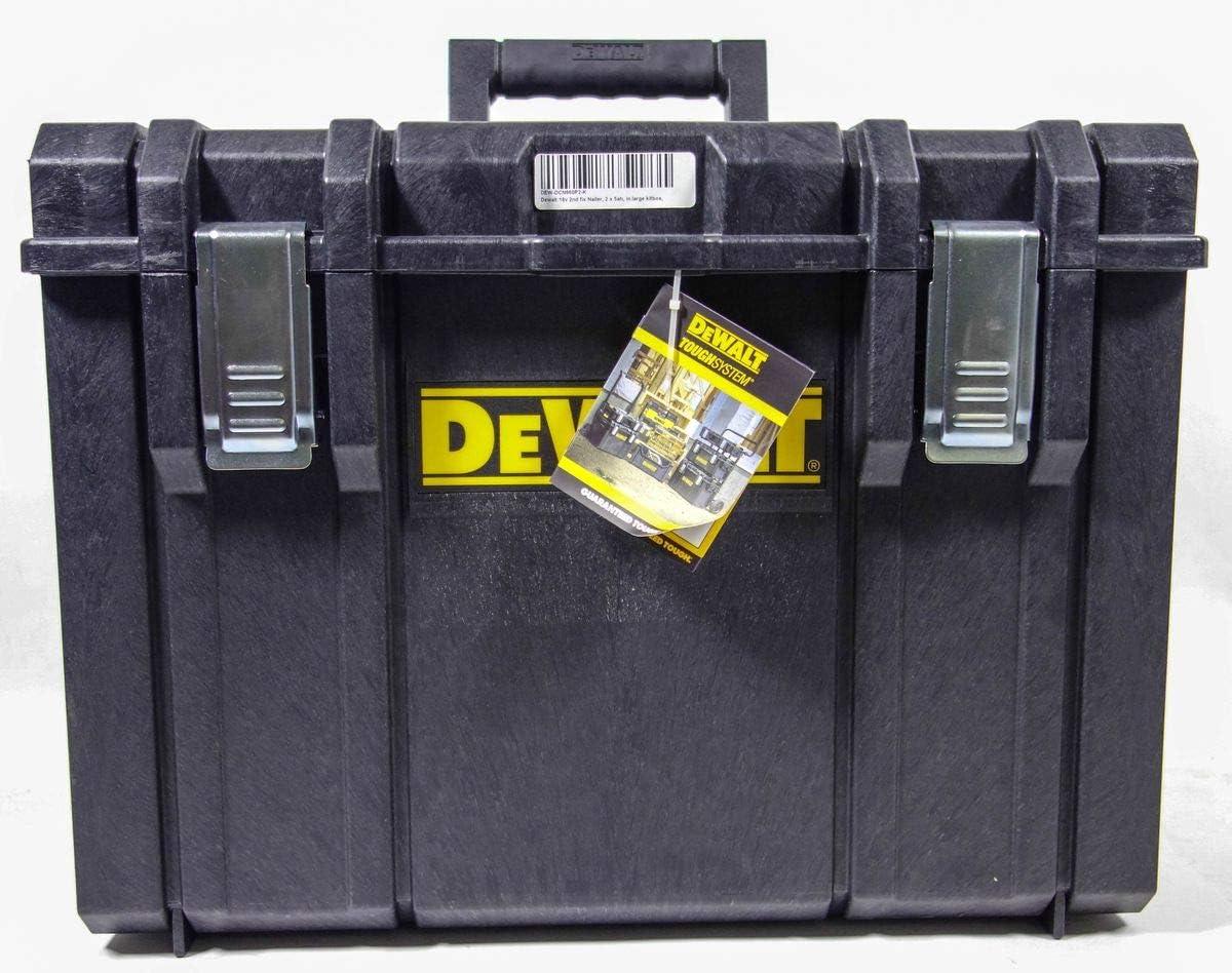 DeWalt DS 400 Tough Box - Caja de herramientas (550 x 408 x 366 mm): Amazon.es: Bricolaje y herramientas