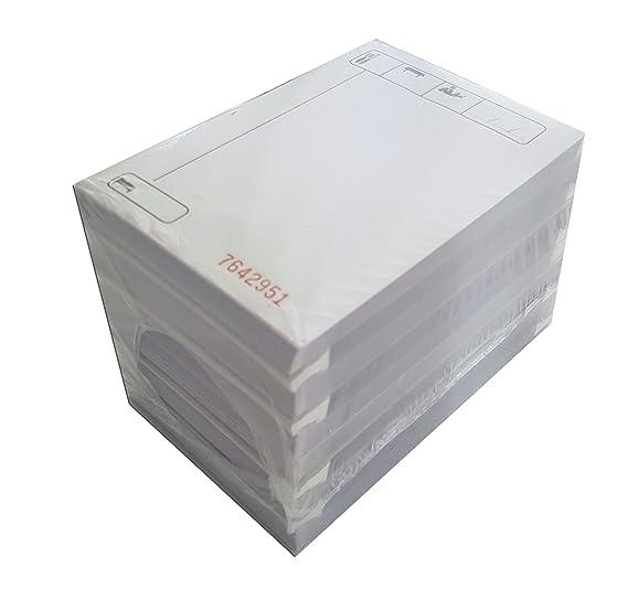 Talonario libreta para tomar comandas de camareros. Pack 10 talonarios. 50 hojas con triple calco cada talonario: Amazon.es: Oficina y papelería