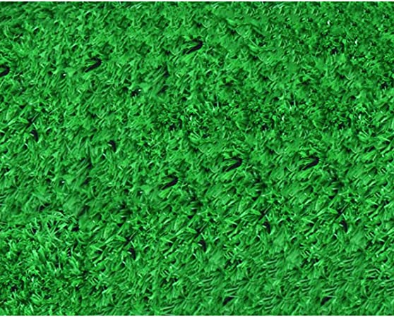 BYCDD Césped Sintético para el jardín, 15mm Profesional Realista Césped Alfombra Césped Artificial Rollo Hierba Artificial, Color/Dimensionamiento,Green_10x2m/30x6ft: Amazon.es: Hogar