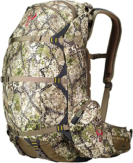 Image result for Badlands 2200 Camouflage Hunting Pack and Meat Hauler - Bow, Rifle, and Pistol Compatible