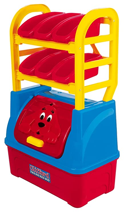 amazon com american plastic toy clifford the big red dog toy