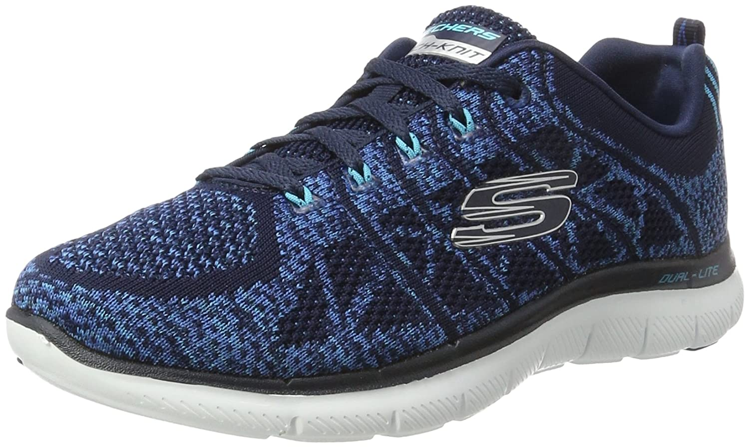 Skechers Flex Appeal 2.0-New Gem, Formateurs Femme 12623