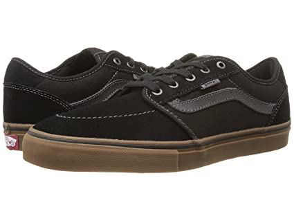 d5b3eb43f7057d Vans Lindero 2 Men s Shoes Black Gum  Amazon.in  Sports