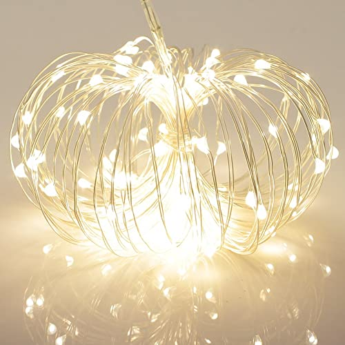 30 meter warm white 300 led outdoor indoor battery fairy lights w lowest price 100 led outdoor battery fairy lights w remote timer 8 modes mozeypictures Image collections