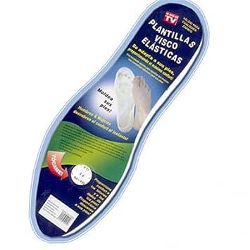 Amazon.com: Nueva Pie Memory Foam Zapato Plantilla Moldes ...