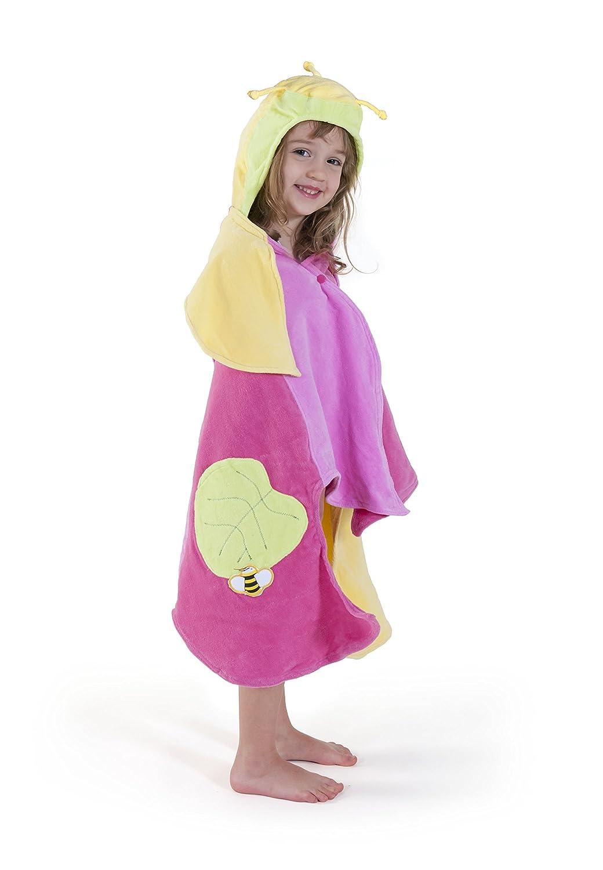 18a382b8d5b9 Kidorable Girls 2-6X Lotus Towel