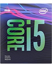 Intel i5-9400F processeur 2.90\n2900 9 Mo - Processeurs (2.90 2900, 14 nm, 9th Generation Intel Core i5 Processors, 9 Mo, 4.10 4100, DMI3)