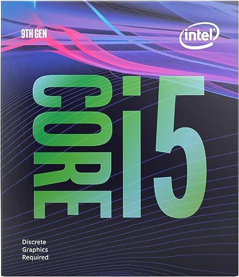 Intel Core i5-9400F Six-Core 2.9 GHz Desktop Processor without Graphics