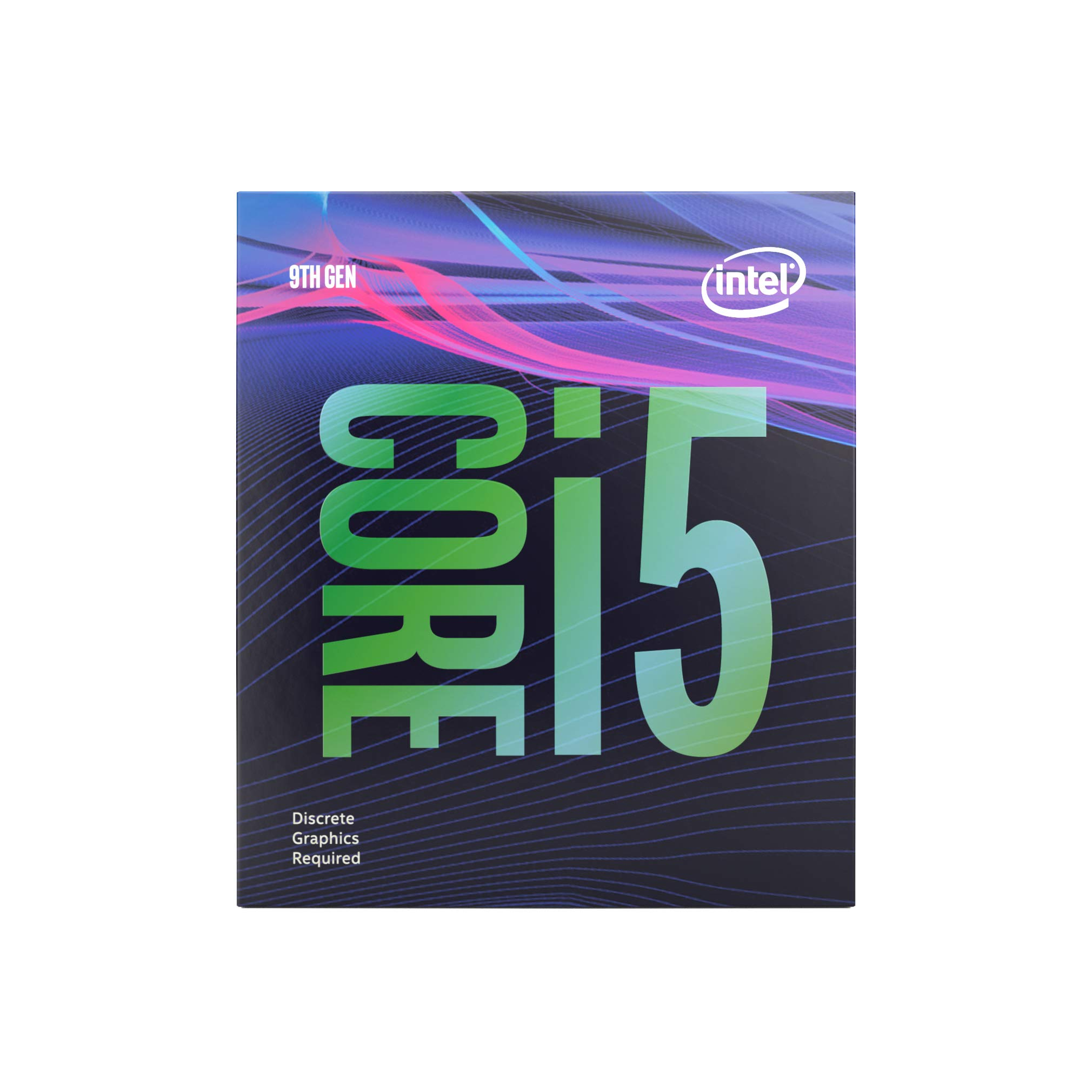Intel Core I5-9400f 6 Cores 4.1 Ghz Turbo Without Graphics