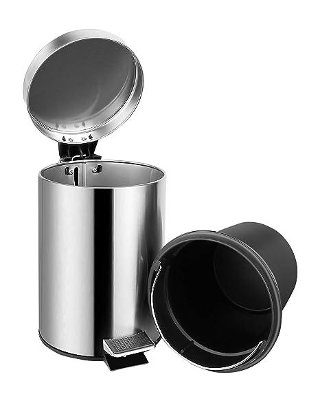 Ambrosya® | Exclusivo Cubo de cosmética Hecho de Acero ...