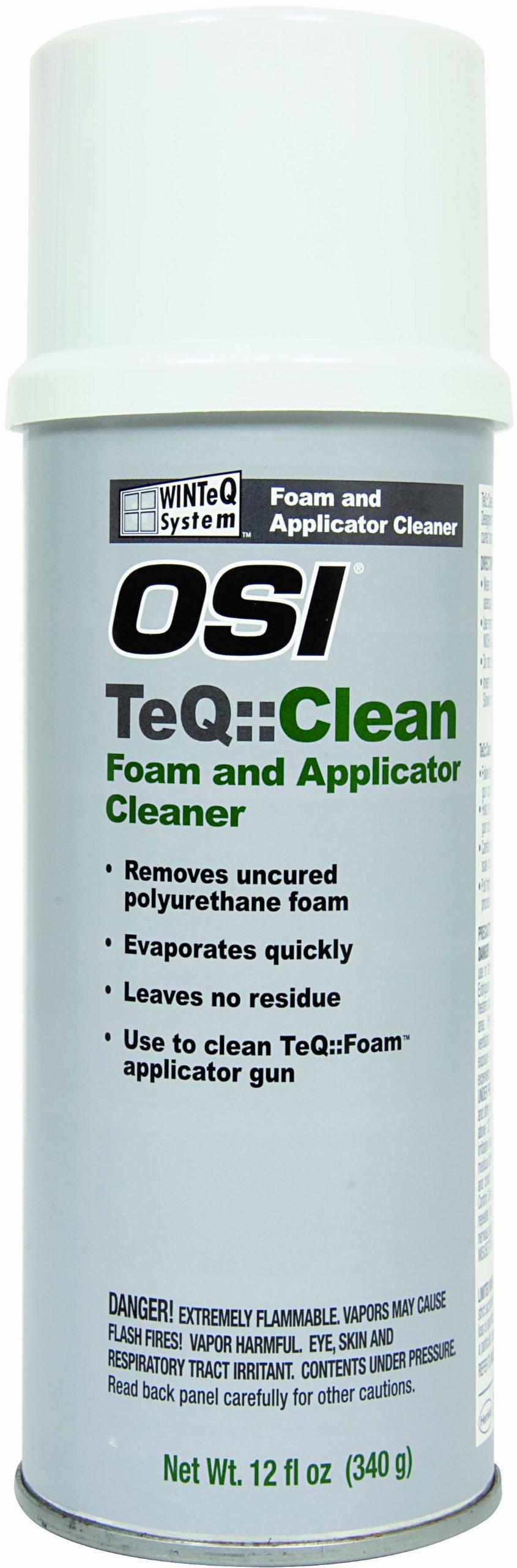 OSI - Henkel 1427512 WINTeQ Clean Foam and Applicator Cleaner, 12-Ounce