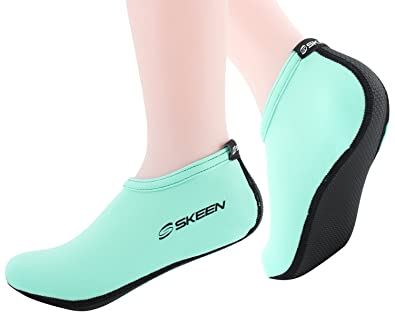 skeen Ultra Ligera Zapatos de agua Aqua calcetines: Amazon.es: Zapatos y complementos