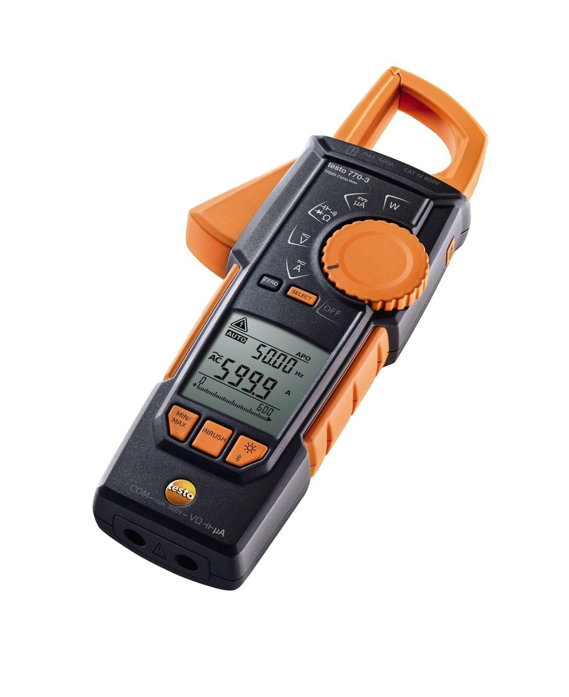 新作商品 testo 770-3 770-3 testo B01F3MPMV6 AC/DCクランプメーター B01F3MPMV6, アライシ:86e7997a --- a0267596.xsph.ru