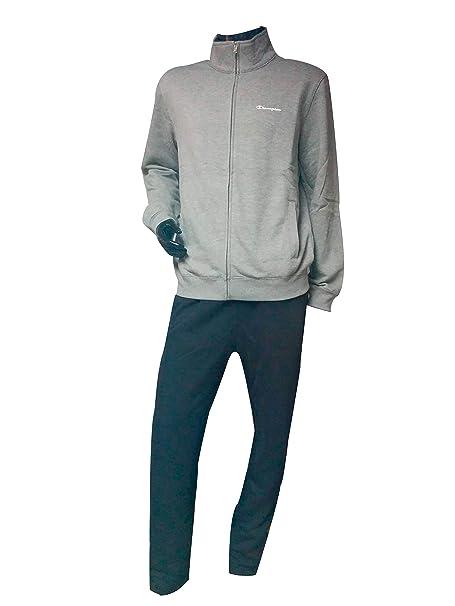 332868f153af Champion Full Zip Suit Chándal, Hombre: Amazon.es: Ropa y accesorios