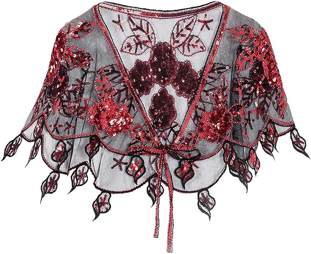 Auburn Womens Ladies Lace Knit Tie Up Bolero Italian Style Shrug Cover Up